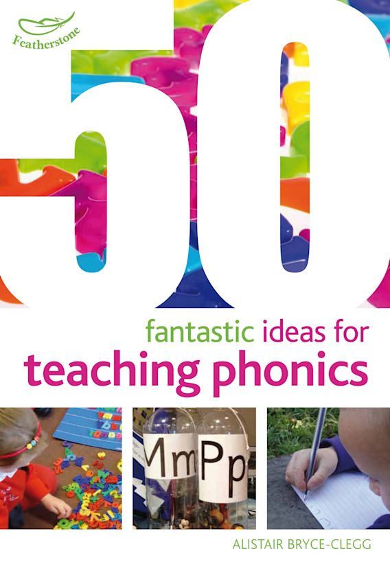 50 Fantastic ideas for teaching phonics cover