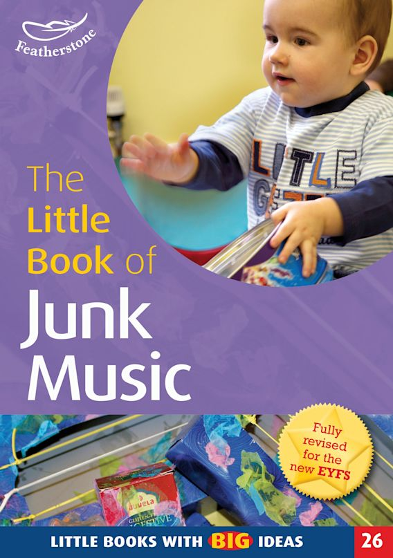 The Little Book of Junk Music cover