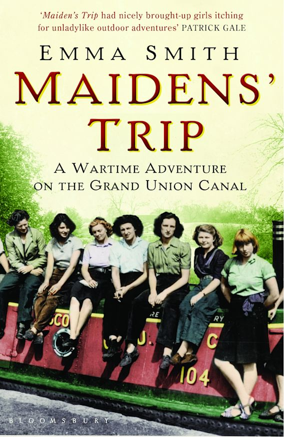 Maidens' Trip cover