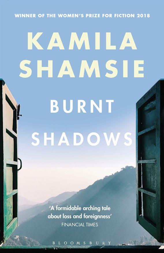 Burnt Shadows cover