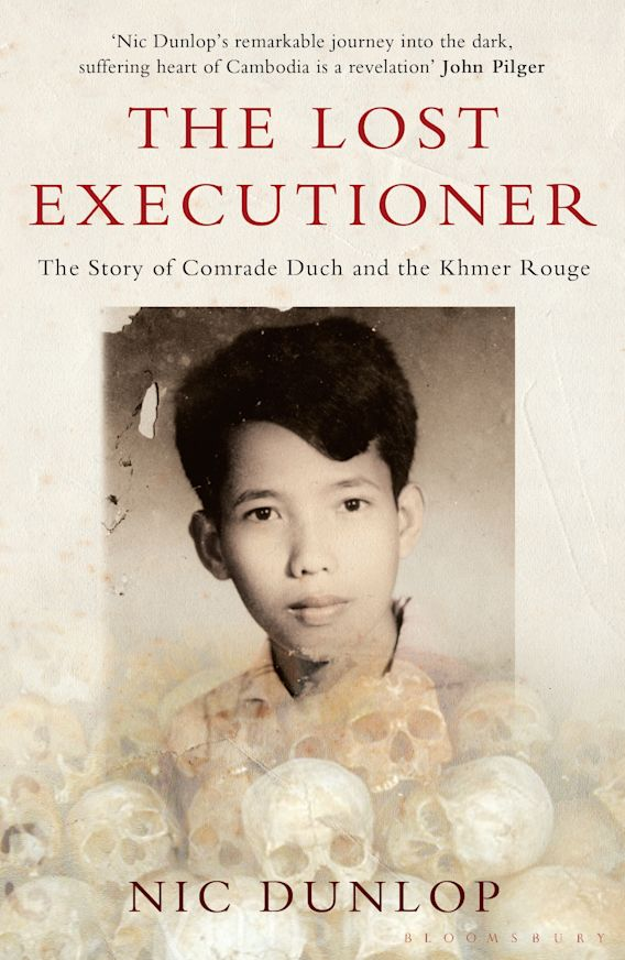 The Lost Executioner cover
