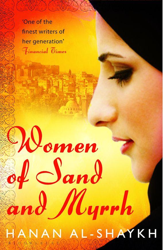 Women of Sand and Myrrh cover
