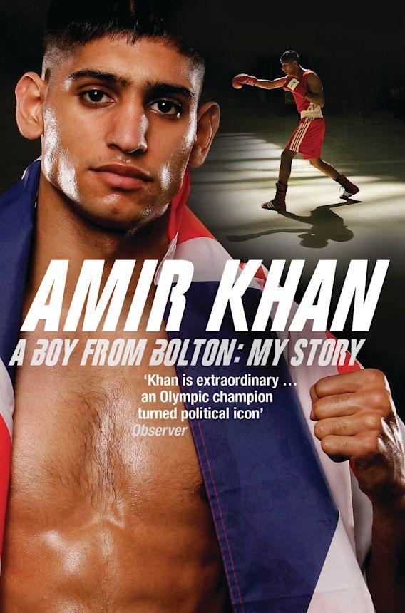 Amir Khan cover