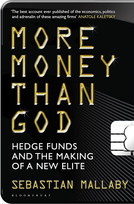 More Money Than God cover