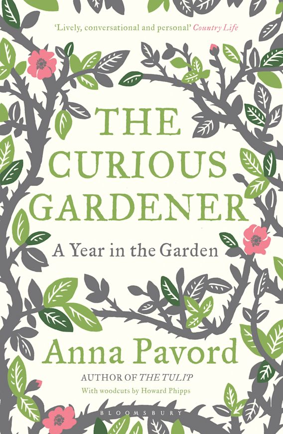 The Curious Gardener cover