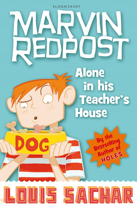 Marvin Redpost: Alone in His Teacher's House cover