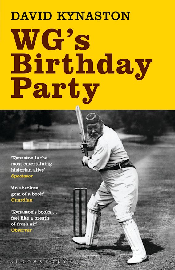 WG's Birthday Party cover