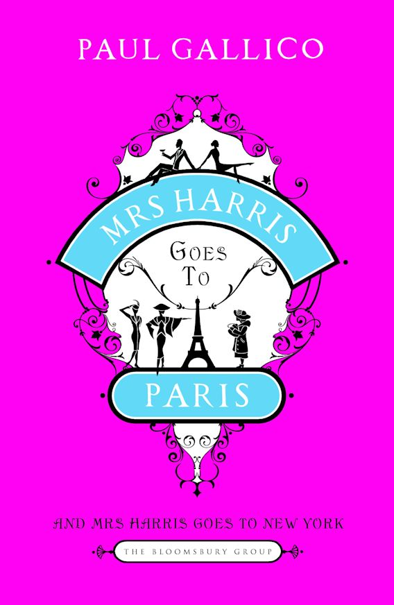 Mrs Harris Goes to Paris & Mrs Harris Goes to New York cover