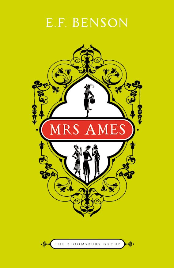 Mrs Ames cover