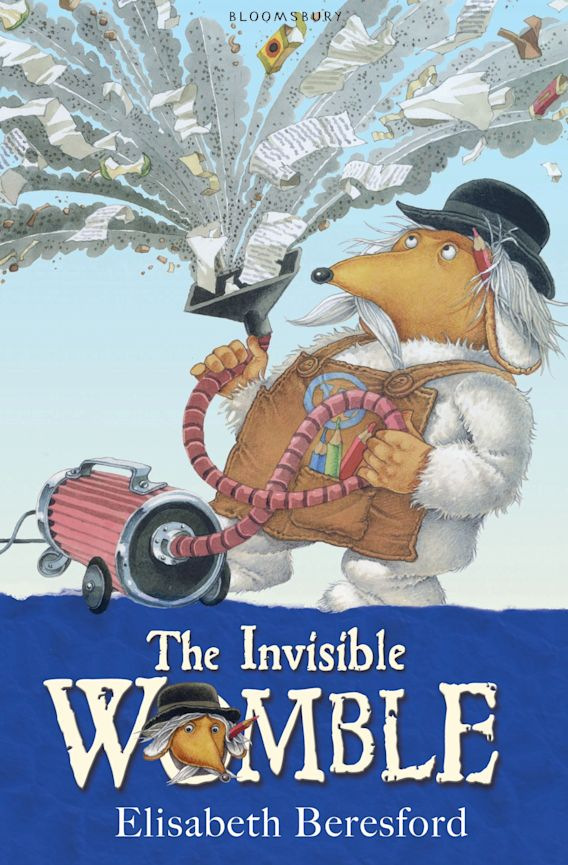The Invisible Womble cover