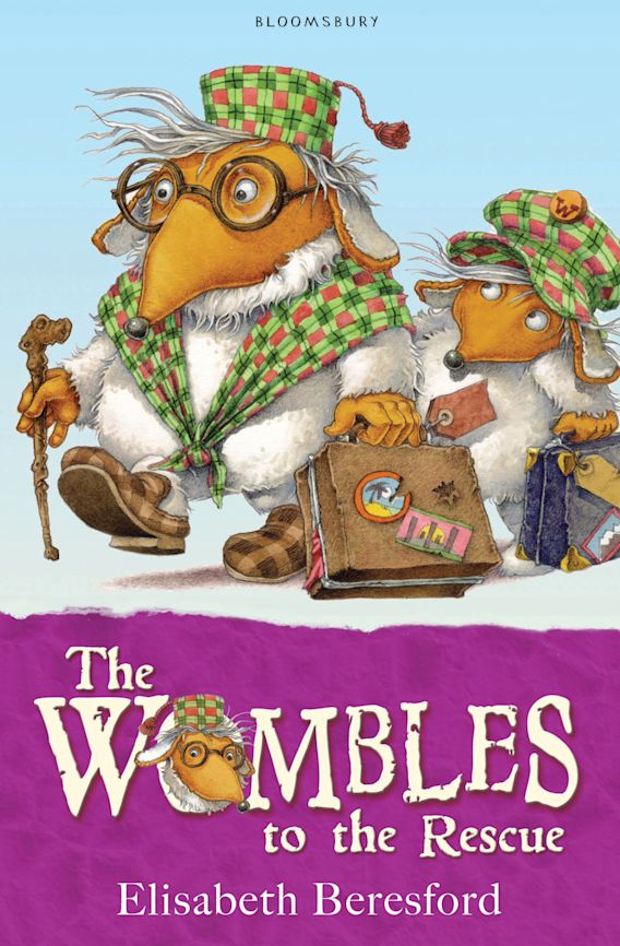 The Wombles to the Rescue cover