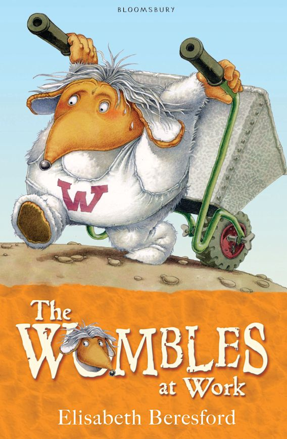 The Wombles at Work cover