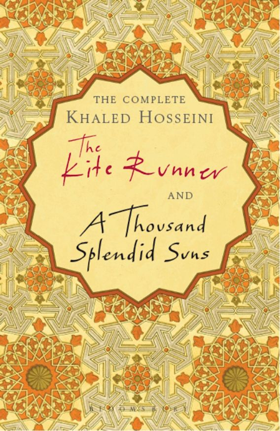 The Complete Khaled Hosseini cover