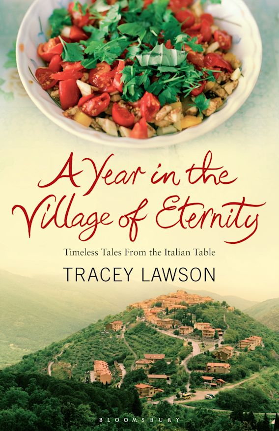 A Year in the Village of Eternity cover