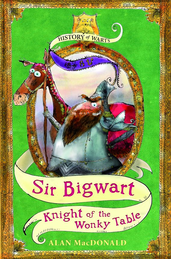 Sir Bigwart: Knight of the Wonky Table cover