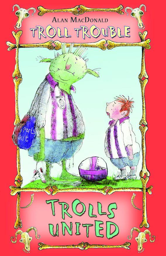 Trolls United! cover