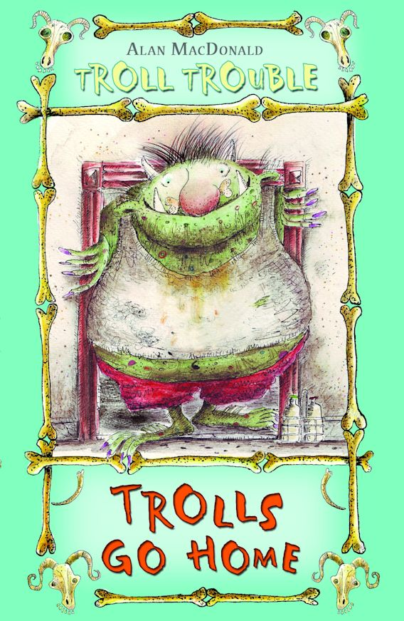 Trolls Go Home! cover
