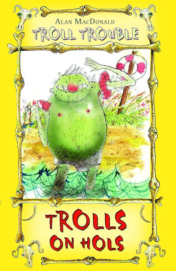 Trolls on Hols cover