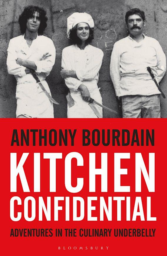 Kitchen Confidential cover
