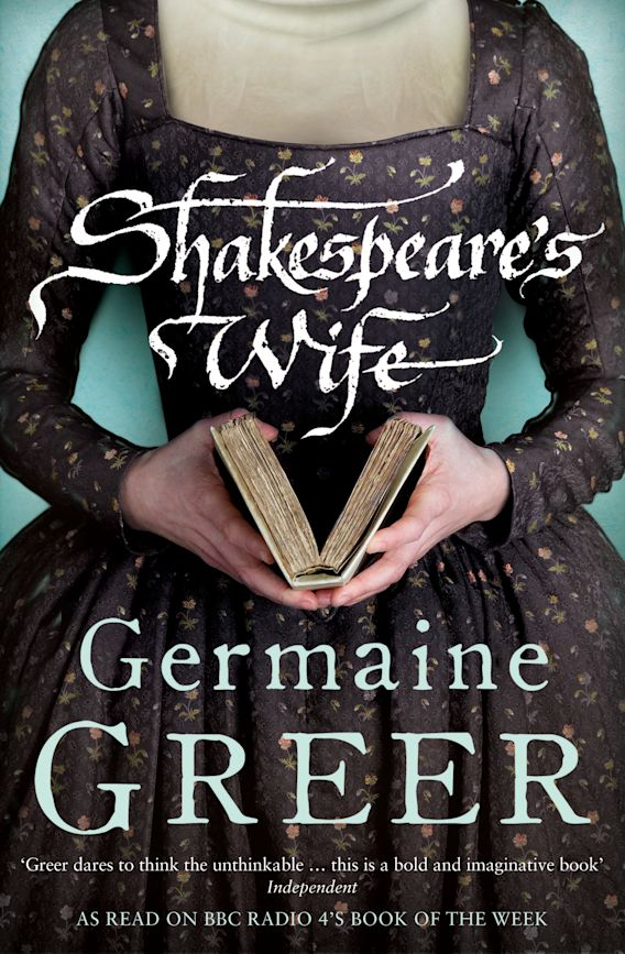 Shakespeare's Wife cover