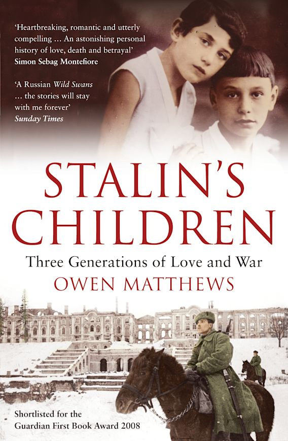 Stalin's Children cover