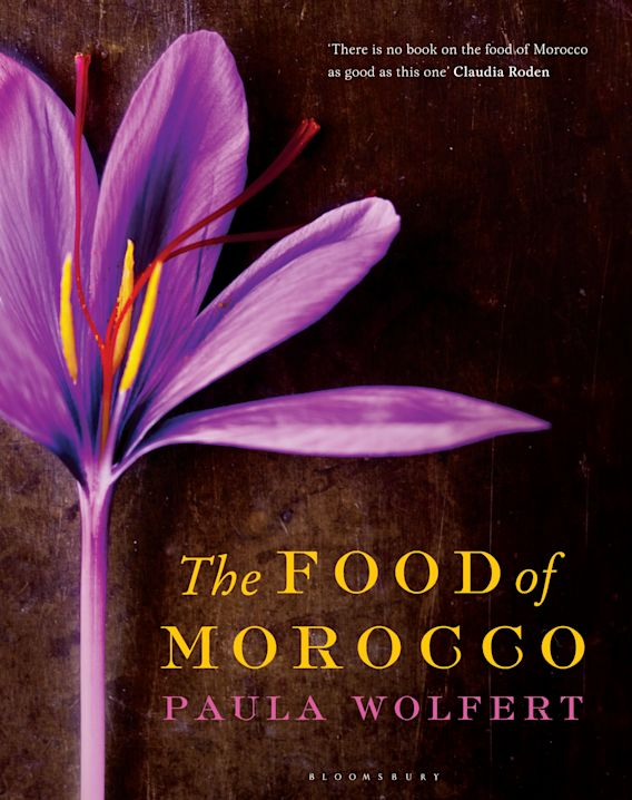The Food of Morocco cover