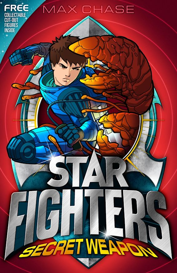 STAR FIGHTERS 8: Secret Weapon cover
