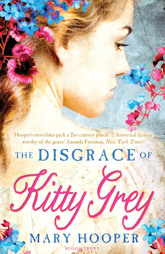 The Disgrace of Kitty Grey cover