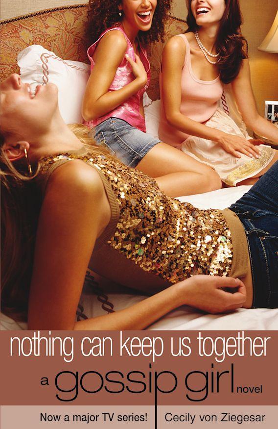 Gossip Girl 8 cover