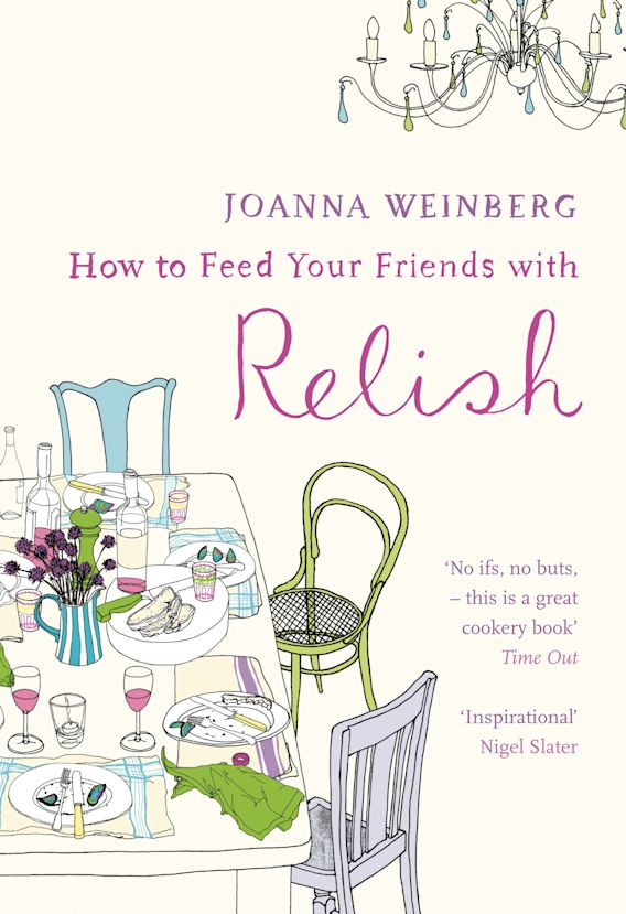 How To Feed Your Friends With Relish cover