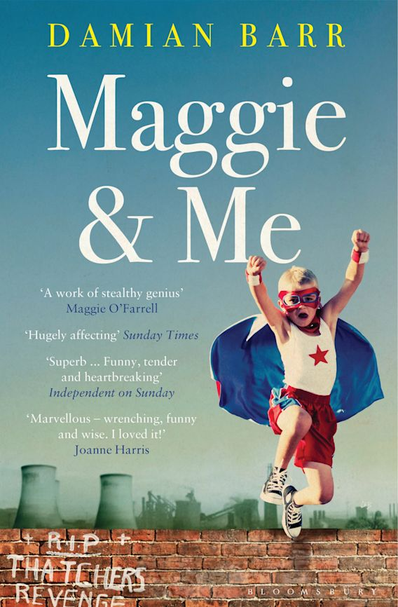 Maggie & Me cover