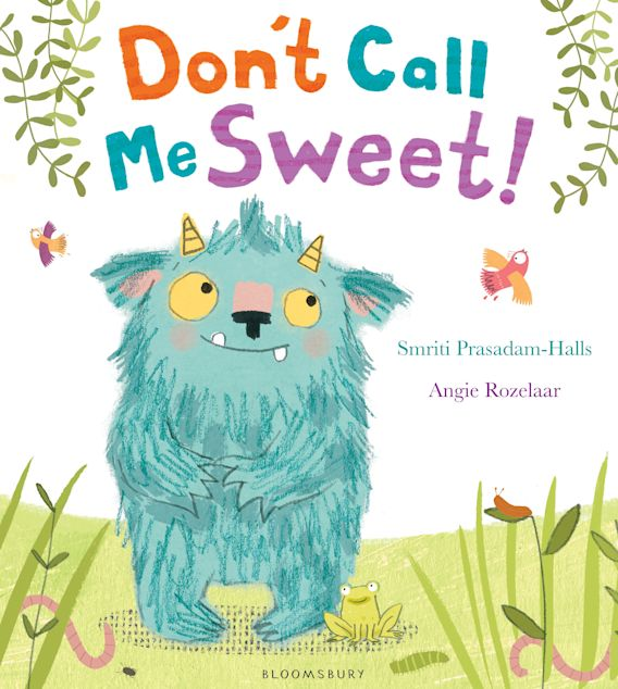 Don't Call Me Sweet! cover