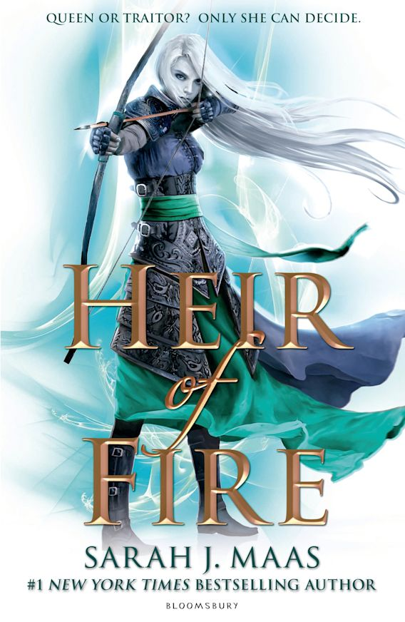 Heir of Fire cover