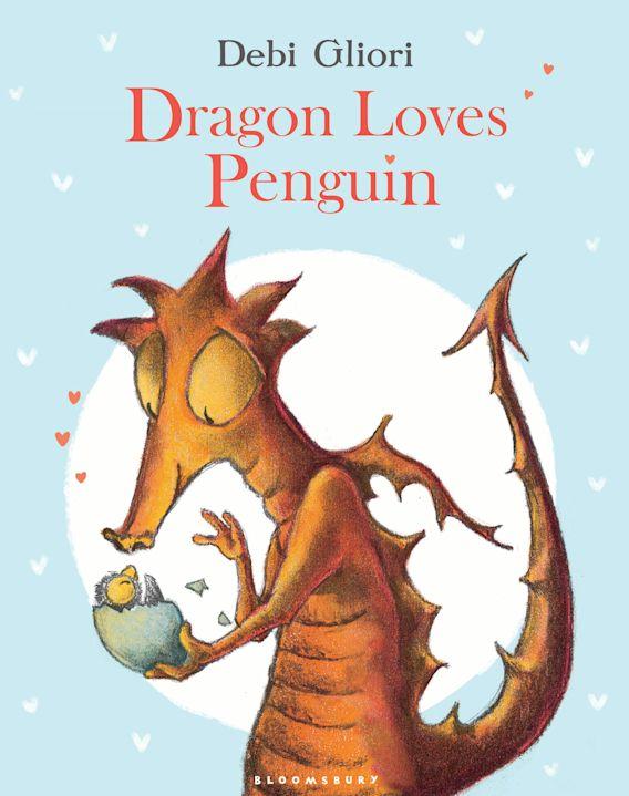 Dragon Loves Penguin cover