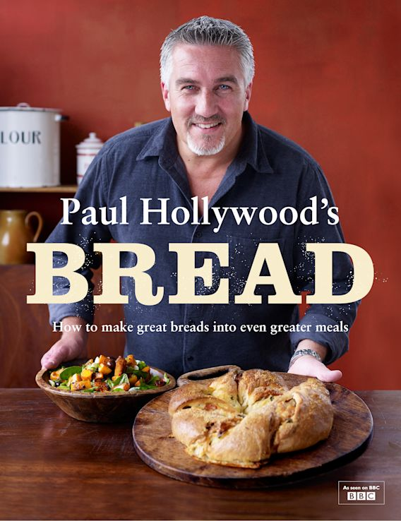 Paul Hollywood's Bread cover