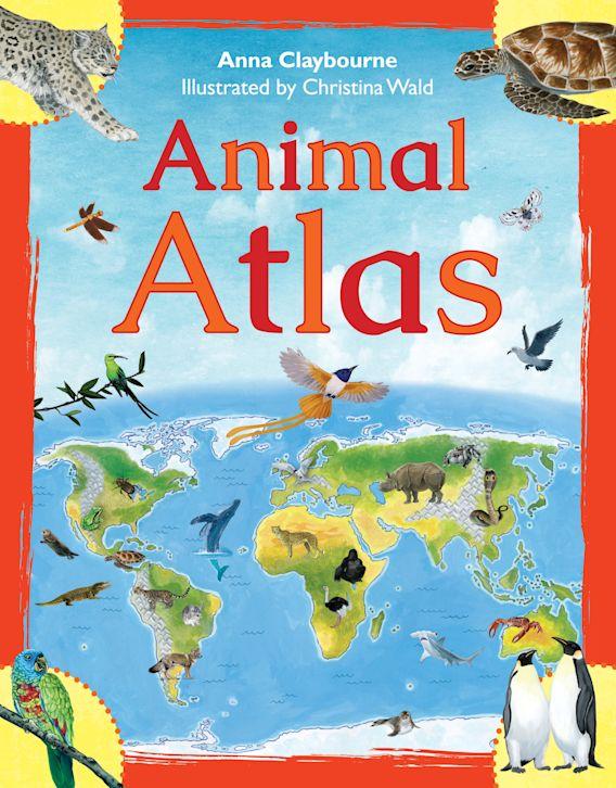 Animal Atlas cover