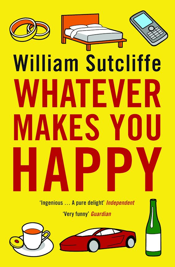 Whatever Makes You Happy cover