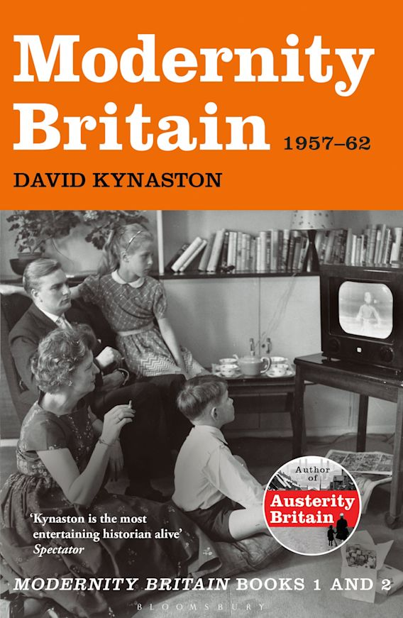 Modernity Britain cover
