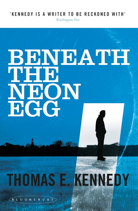 Beneath the Neon Egg cover