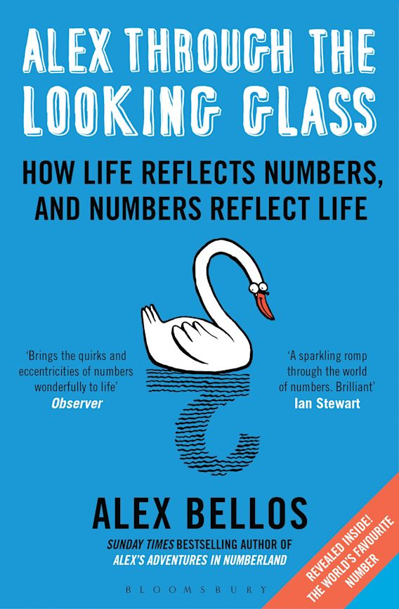 Alex Through the Looking-Glass cover