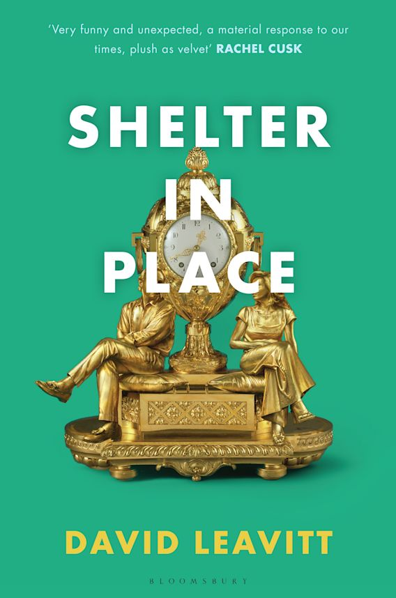 Shelter in Place cover
