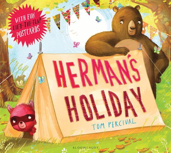 Herman's Holiday cover