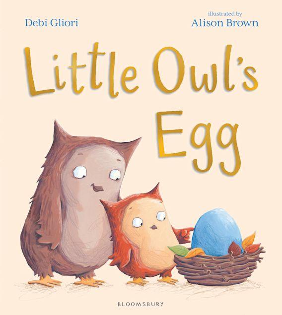 Little Owl's Egg cover