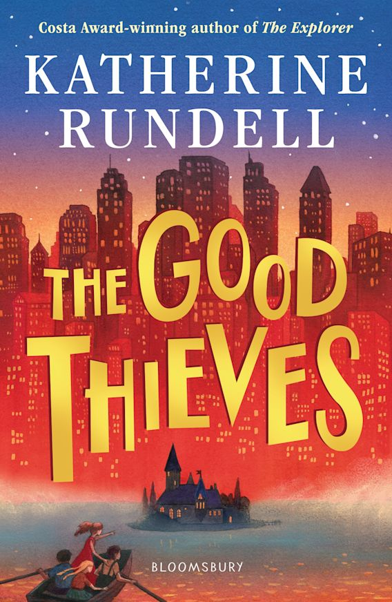 The Good Thieves cover
