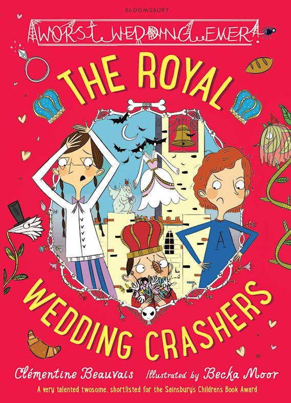 The Royal Wedding Crashers cover