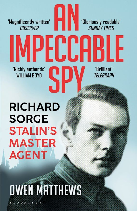 An Impeccable Spy cover