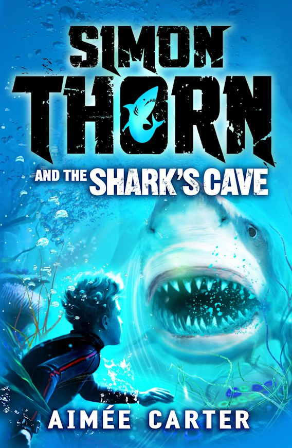 Simon Thorn and the Shark's Cave cover