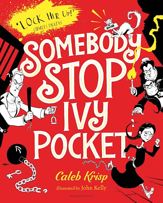 Somebody Stop Ivy Pocket cover