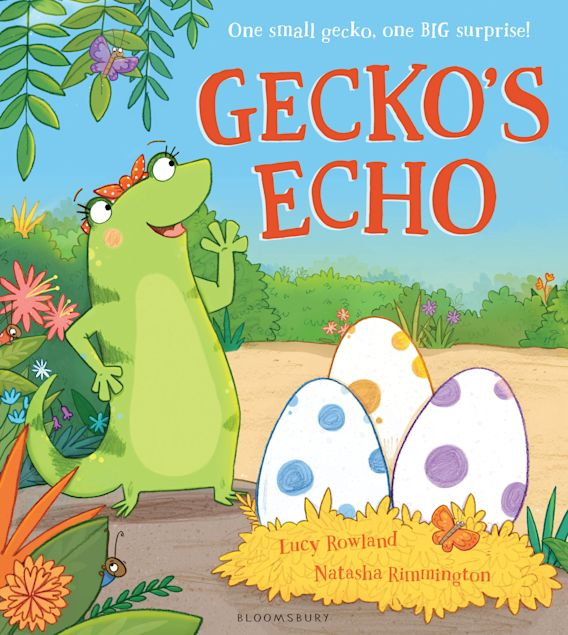 Gecko's Echo cover