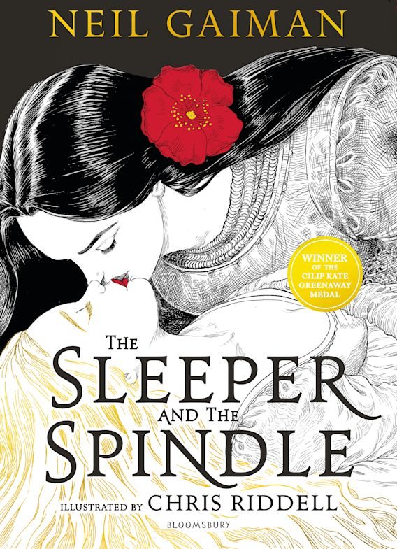The Sleeper and the Spindle cover